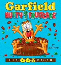 Garfield Nutty As a Fruitcake