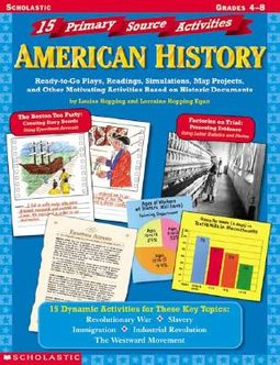 15 Primary Source Activities