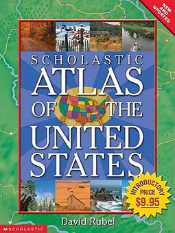 HPB | Search for Scholastic Atlas of the World