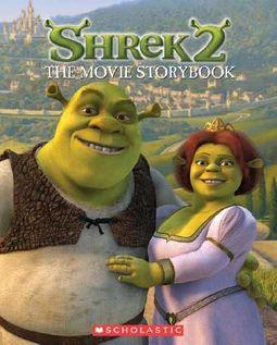 Shrek 2 Mason Tom Danko Dan Koelsch Studios Ilt 9780439538497 Hpb