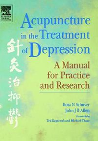 Acupunture in the Treatment of Depression