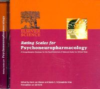 Rating Scales for Psychoneuropharmacology