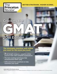 The Princeton Review Cracking the GMAT 2018