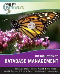 Introduction to Database Management