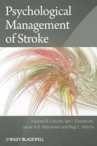 Psychological Management of Stroke