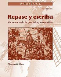 Repase y escriba / Review and Write