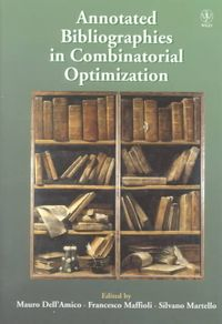 Annotated Bibliographies in Combinatorial Optimization