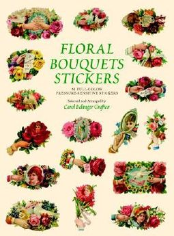 Floral Bouquets Stickers