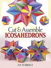 Cut & Assemble Icosahedra