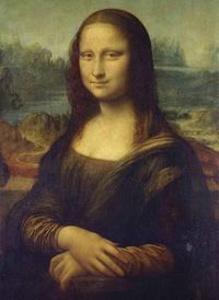 Mona Lisa Notebook