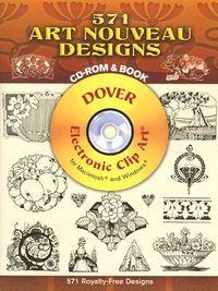 571 Art Nouveau Designs