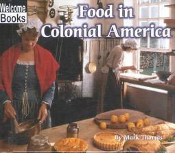 Food in Colonial America