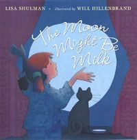 The Moon Might Be Milk