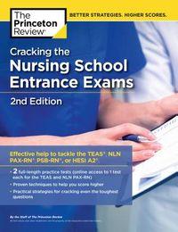 The Princeton Review Cracking the Nursing School Entrance Exams