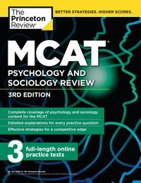 The Princeton Review MCAT Psychology and Sociology Review