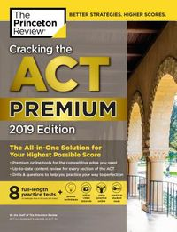 The Princeton Review Cracking the Act 2019