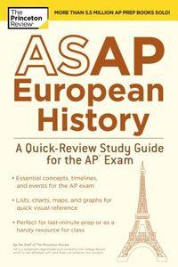 The Princeton Review ASAP European History
