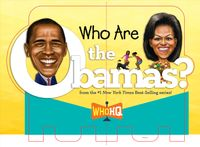 Who Are the Obamas + Cd