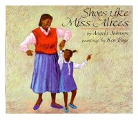 Shoes Like Miss Alice's