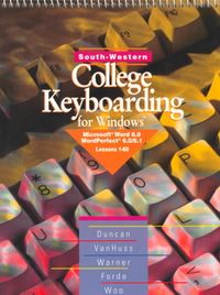 South-Western College Keyboarding