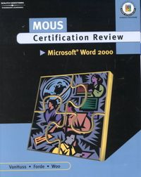 Mous Certification Review