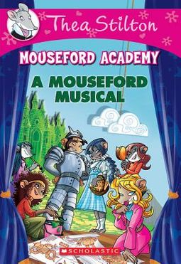 A Mouseford Musical