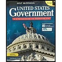 United States Government Grades 9-12