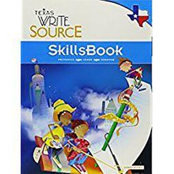Texas Write Source Grade 5