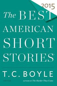 The Best American Short Stories 2015