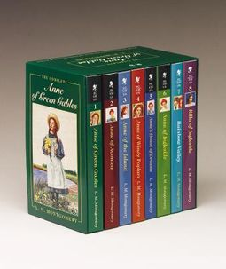 Complete Anne of Green Gables