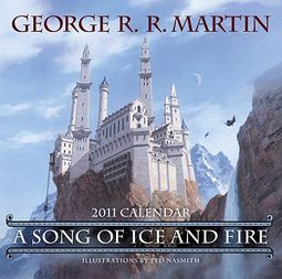 A Song of Ice and Fire 2011 Calendar