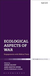Ecological Aspects of War
