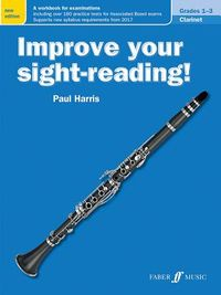 Improve Your Sight-Reading! Clarinet, Grade 1-3