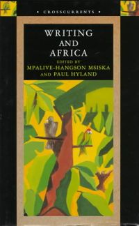 Writing and Africa