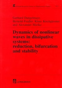 Dynamics of Nonlinear Waves in Dissipative Systems