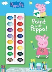 Paint With Peppa!