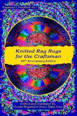 Knitted Rag Rugs For The Craftsman