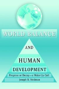 World Balance And Human Development