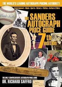 The Sanders Autograph Price Guide