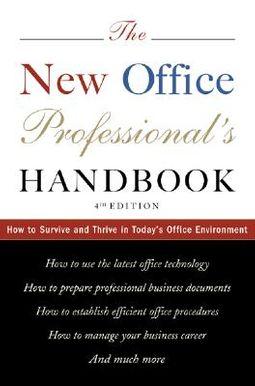 The New Office Professional's Handbook
