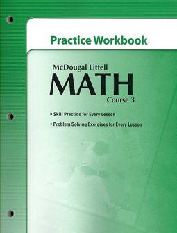 HPB | Search for Math Course 3, Grade 8 Homework and