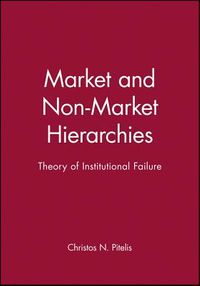 Market and Non-Market Hierarchies