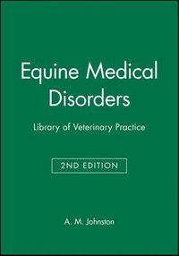 Equine Medical Disorders
