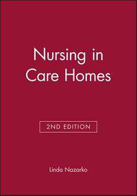 Nursing in Care Homes