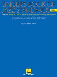 Singer's Book of Jazz Standards