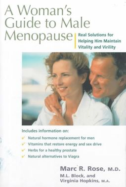 A Women's Guide to Male Menopause