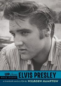 Upclose Elvis Presley