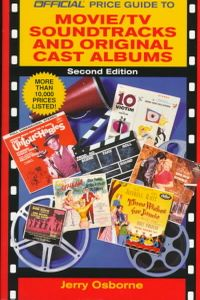 The Official Price Guide to Movie/TV Soundtracks & Original Cast Albums