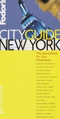 Fodor's Cityguide New York