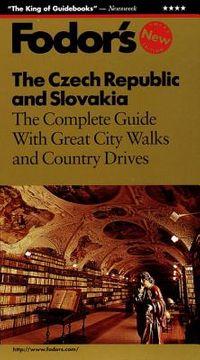 Fodor's the Czech Republic and Slovakia